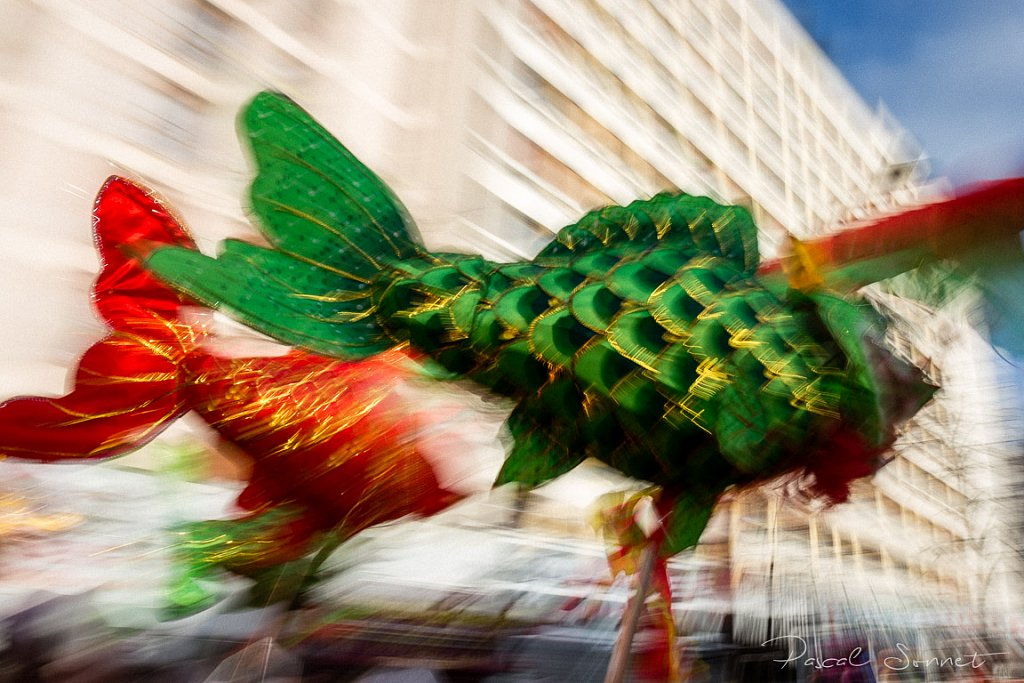 Nouvel An Chinois 2015