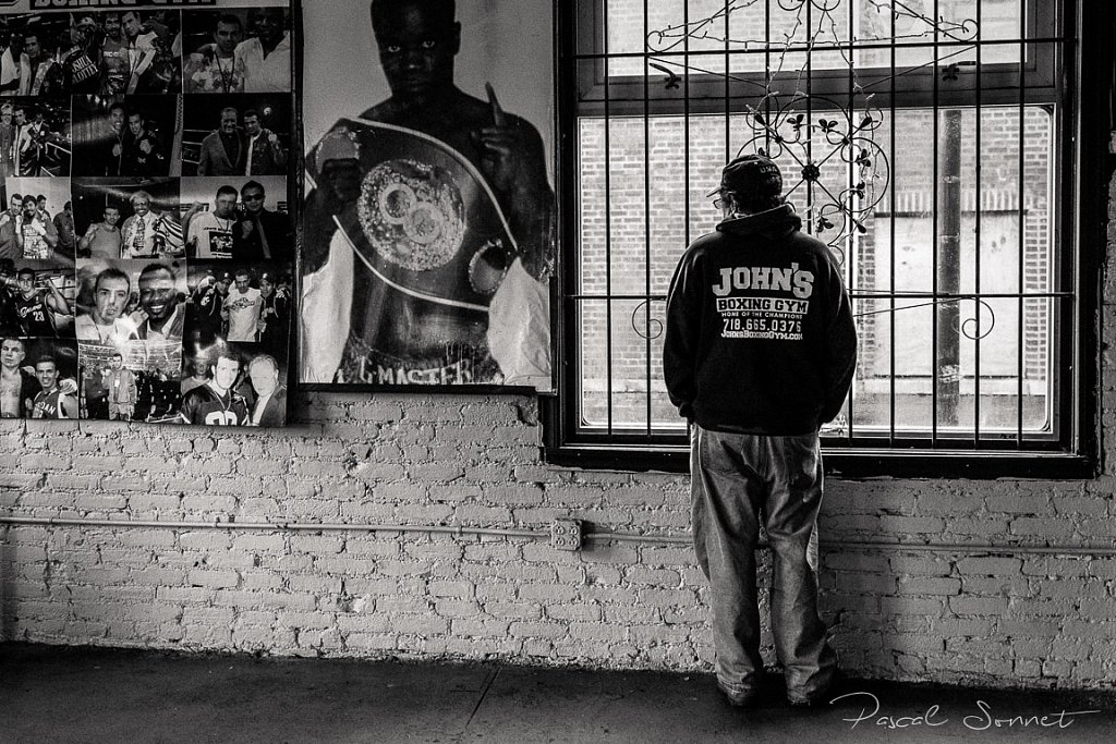 series : John's Boxing Gym