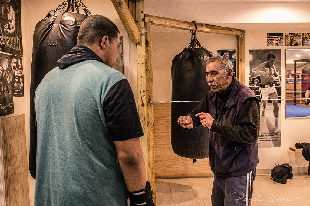 Rustam's Boxing Club