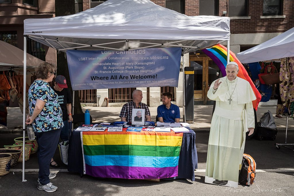 USA -  LGBT Catholics, Brooklyn